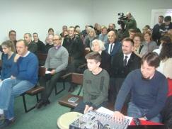 SMO završila kod baptista u Osijeku,25.1.18.