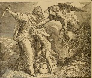 Abrahams-near-sacrifice-of-Isaac