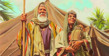 580-abraham and sarah