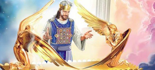 Jesus as high priest